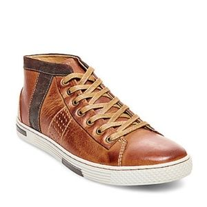 New Steve Madden Ignyte Leather Sneakers